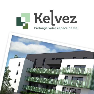 Agence de communication Agence LDP- kelvez promotion immobilière