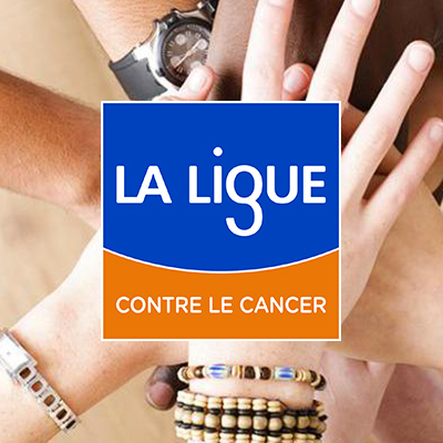 Agence de communication Agence LDP - logo ligue contre le cancer