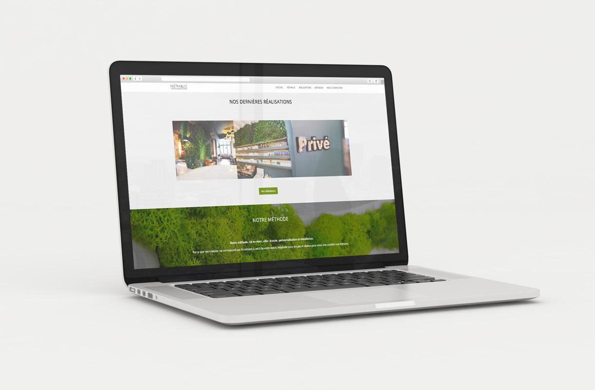 Agence de communication Agence LDP - nephalie vegetal