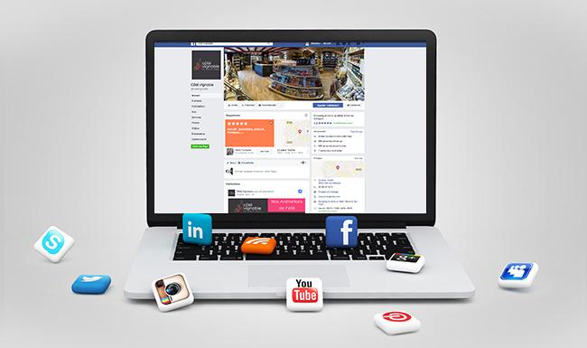 Agence de communication Agence LDP - adwords et facebook ads