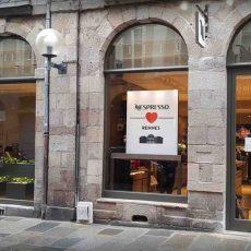 Rennes. Nespresso a ouvert sa boutique le 15 février dernier