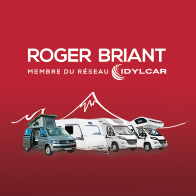 Agence de communication Agence LDP - logo Roger Briant