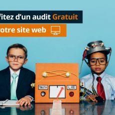 Profitez d'un audit GRATUIT de votre site web !