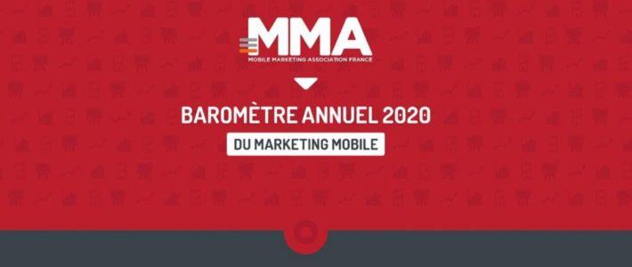 Baromètre du Marketing Mobile 2020 : les principaux enseignements