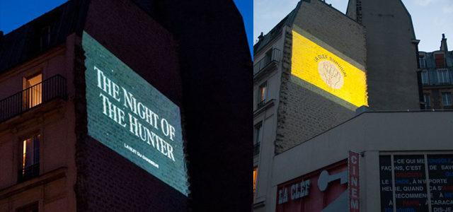 Paris : un cinéma projette des films sur l'immeuble voisin