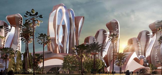 Akon dvoile Akon City, une ville futuriste digne du Wakanda