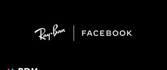 Facebook et Ray-Ban vont lancer des lunettes intelligentes