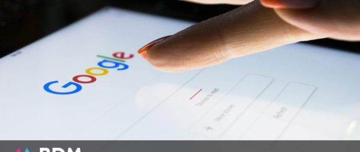 Google place l'intelligence artificielle au cœur de l'amélioration de ses services