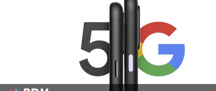 Google présente le Pixel 5, le Pixel 4a 5G, le nouveau Chromecast et l'enceinte Nest Audio