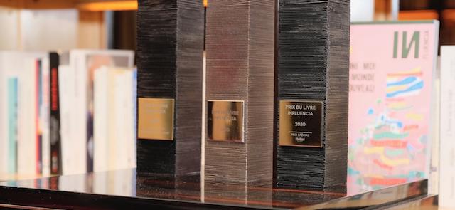 Un Prix du Livre INfluencia sous le signe de l'innovation et de…