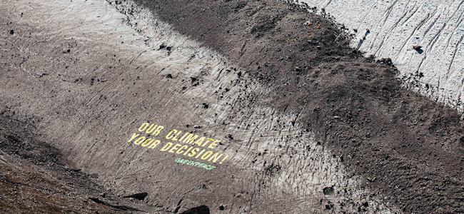 Greenpeace propose un ISF climatique contre l'empreinte carbone des…