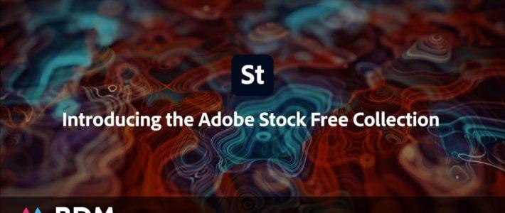 70 000 ressources gratuites, offertes par Adobe : photos, vidéos, illustrations, mockups…