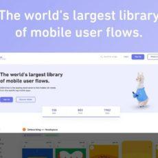 Plus de 1000 interfaces utilisateur sur mobile, classées par feature, pour inspirer les designers