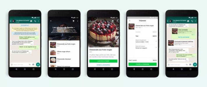 WhatsApp : un panier pour faire ses achats facilement, sans quitter l'application
