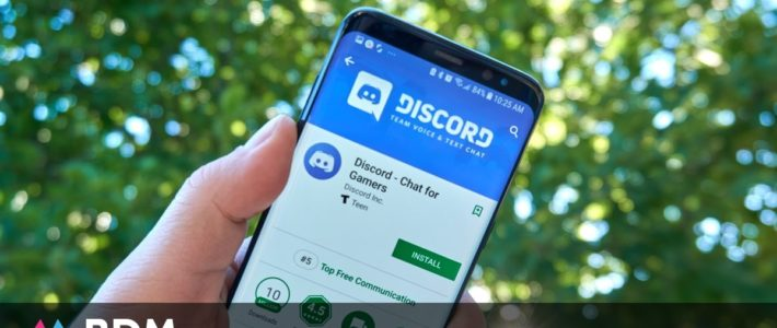 Discord : le partage d'écran disponible sur Android