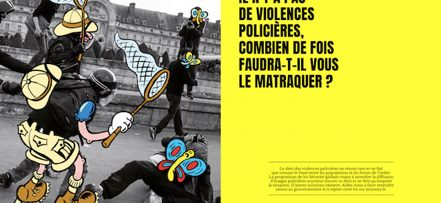 Amnesty International redessine les contours des violences policires…
