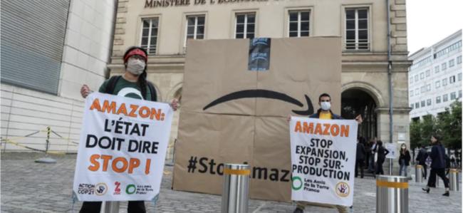 Le mouvement anti-Amazon de retour avec la crise de la Covid-19