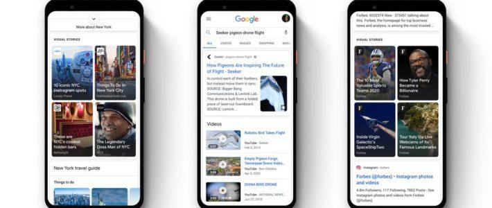 Web Stories : 6 pratiques pénalisées par Google