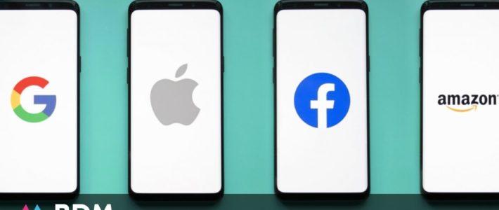 Les géants de la tech doivent payer la taxe «GAFA» dès 2020