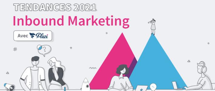Tendances marketing automation et inbound en 2021 : les formats et stratégies pour générer des leads