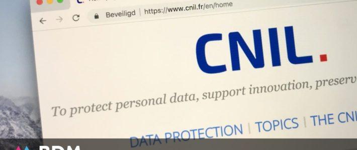 Google et Amazon lourdement sanctionnés par la CNIL