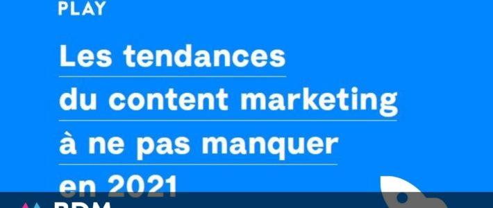 Content Marketing : 8 tendances pour 2021