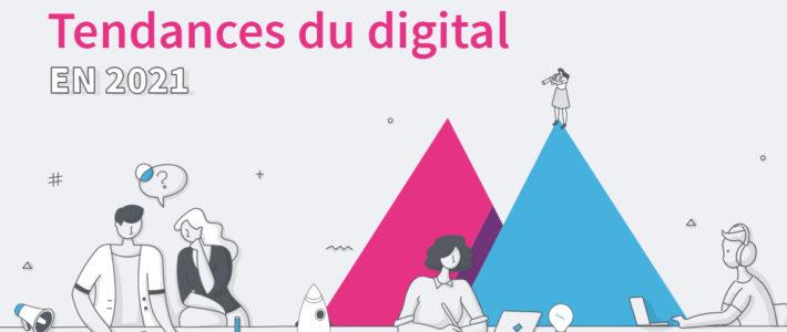Tendances du digital en 2021 : marketing, SEO, SEA, contenu, e-commerce, social media…