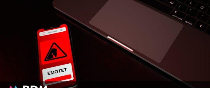 Emotet, le logiciel malveillant le plus dangereux du monde, démantelé par Europol