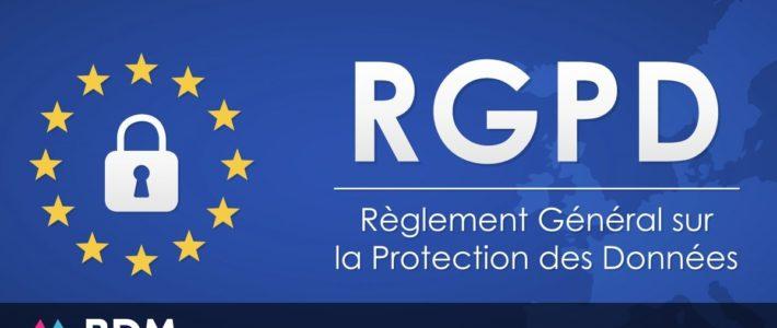 RGPD : 3,3 millions d'euros d'amendes pour les entreprises françaises en 2020