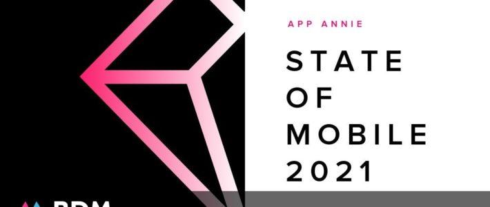 Explosion du marché du mobile en 2020: dépenses, temps passé, téléchargements…