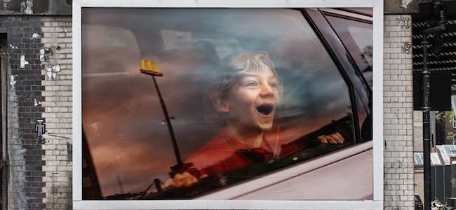 McDo tu brilles dans les yeux des enfants belges!
