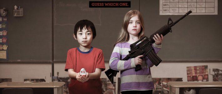 «L'un de ces enfants porte une chose qui a été interdite aux États-Unis afin d…