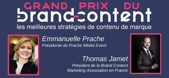 Le Grand Prix du Brand Content fait sa rvolution avec la BCMA