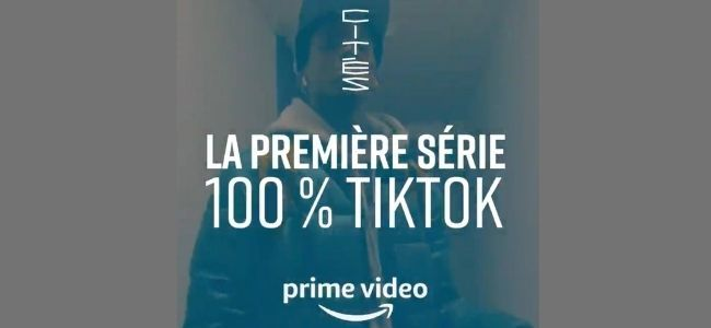 Amazon Prime Video fait sa promo sur Tik Tok