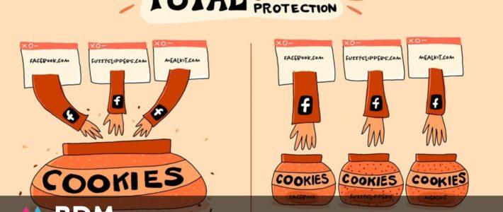 Firefox lance la protection totale contre les cookies et le picture-in-picture multiple