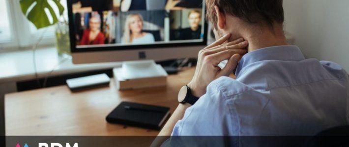 Zoom fatigue : l'université Stanford explique le phénomène et donne des solutions