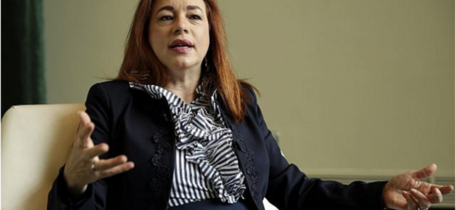 Mara Fernanda Espinosa Garcs: La pandmie reprsente un norme pas…