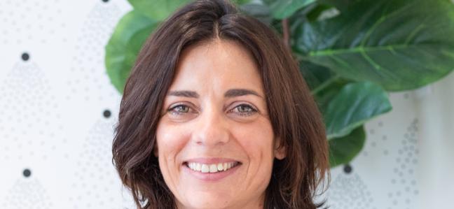 Pionnière du télétravail depuis 15 ans, Emilie Rouganne prend la…