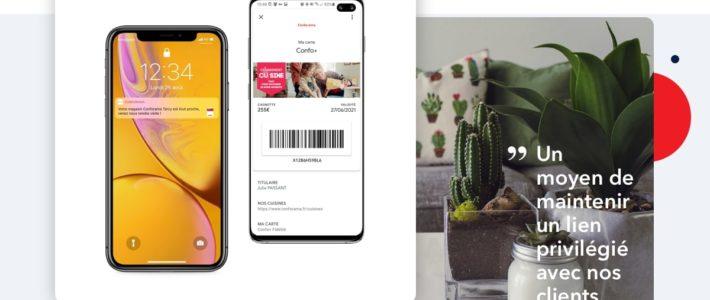 Comment Conforama améliore les performances de son programme de fidélité grâce au wallet