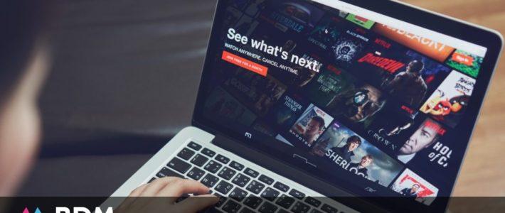 Netflix veut restreindre le partage de mot de passe entre proches