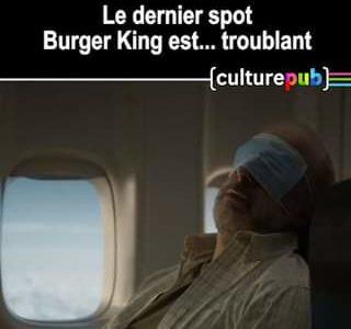 Une drôle de pub pour annoncer le nouveau venu de chez Burger King : «L'Imposs…