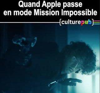 Apple et son PDG Tim Cook annoncent l'arrivée de leurs nouveaux produits avec …