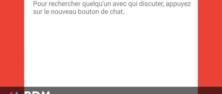 Gmail : activez le nouvel onglet Google Chat sur desktop et Android