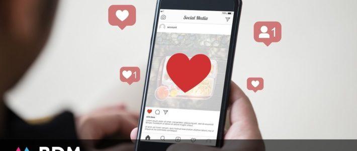 Instagram veut donner le choix d'afficher ou de cacher les likes