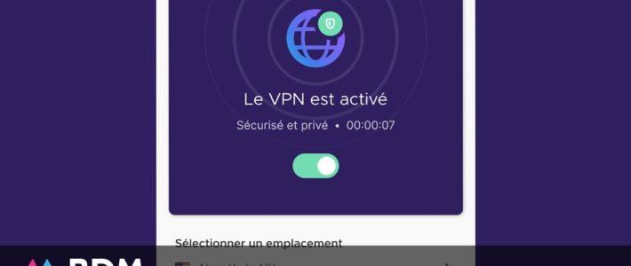 Mozilla lance son VPN en France