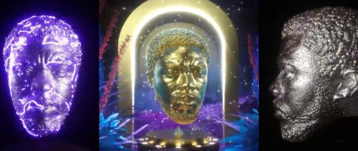 Les Oscars 2021 rendent hommage à Chadwick Boseman avec un NFT