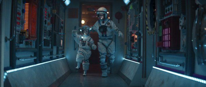 Orange envoie une maison dans l'espace