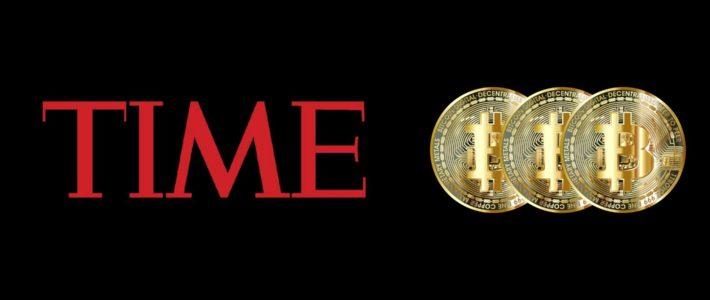 Le Time accepte les paiements en bitcoin pour ses abonnés et annonceurs