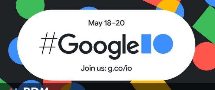 Google I/O 2021 : la liste des nouveautés attendues