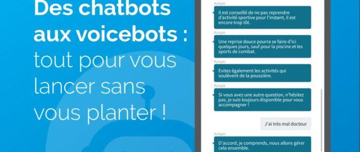 Livre blanc : conseils pour lancer un robot conversationnel